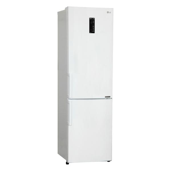 Холодильник с нижней морозильной камерой LG GA-B499YVUZ